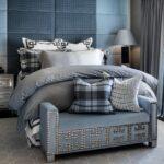 Bedroom Bench by Lori Morris Interior Design - Luxury Furniture and Bedroom Decor Ideas