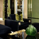 Furniture Canada - Living Room - Black Chair Lion by Lori Morris Interior Design